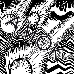 THOM YORKE Announces Details of ATOMS FOR PEACE Album!